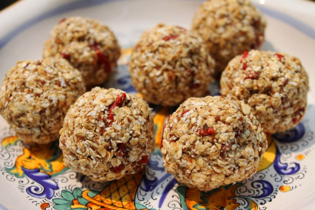 Recipe: Granola Balls