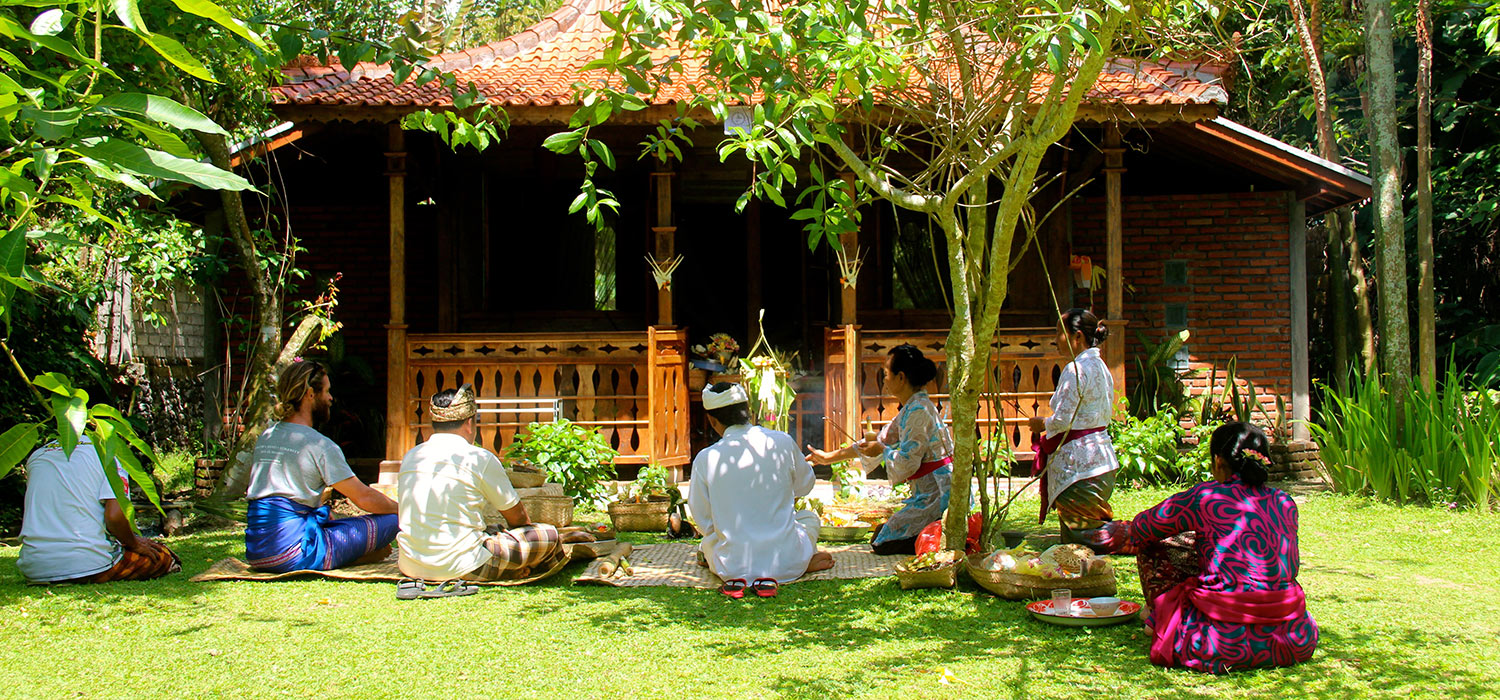Bali Raw Live Food Health Retreat