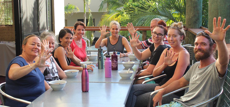 Bali Raw Live Food Health Retreat